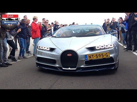 Supercars Leaving Supercar Sunday 2018! - CCX, LaFerrari, Chiron, Aventador S, 812, Performante,...