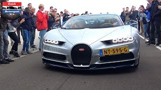Supercars leaving Super Car Sunday Zandvoort 2018 on 30.09.2018! Th...