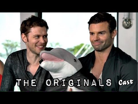 ► The Originals Cast _ Me TOO FUNNY MOMENTS  Comic Con
