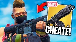 THE NEW FUSIL TO TAMBOUR IS TROP CHEAT! 🔥 THE BEST OF FORTNITE#178