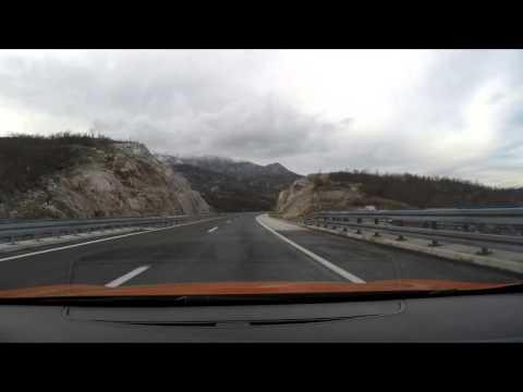 Dubrovnik to Zagreb - timewarp