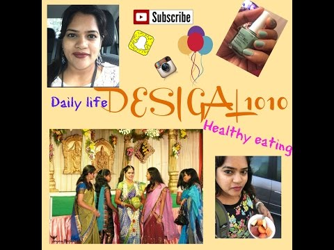 Work life style, Weight loss & Exercise, Shopping haul, Makeup tips - Vlog