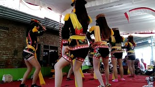 Ndolalak Putri RARAS BUDAYA Terbaru 2018 Live Tepus Wetan Kutoarjo Purworejo 02