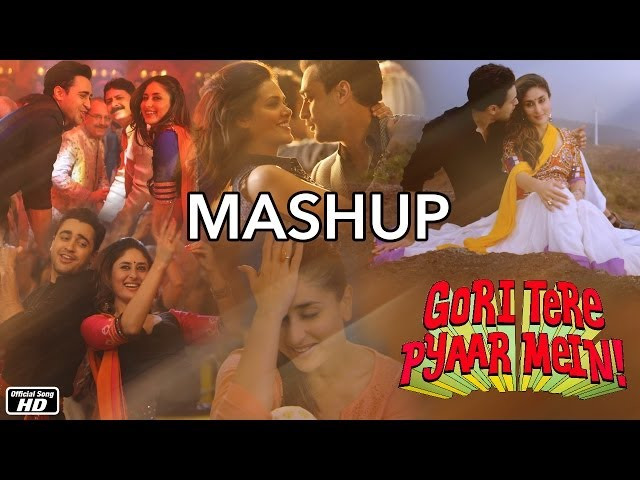 Gori Tere Pyaar Mein Mashup - Official Song Travel Video