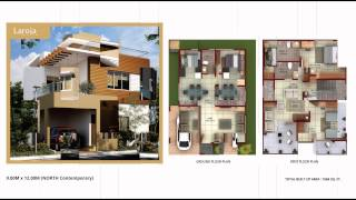 3BHK Villas for sale on Kanakapura Road, Bangalore at Concorde Napa Valley.