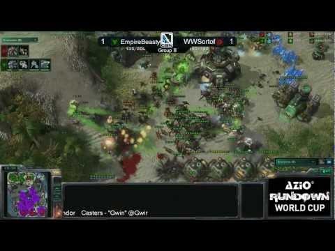 EmpireBeastyqt vs. WWSoftOf - Game 3