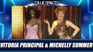 Blue Space Oficial - Michelly Summer e Vitoria Principal - 05.01.19