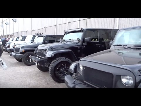 Craziest JEEP SHOW of 2017!!!