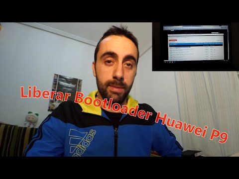 (HUAWEI A BLOQUEADO LA WEB)Desbloquear Bootloader Huawei P9 (Valido para todos los Huawei y Honor)