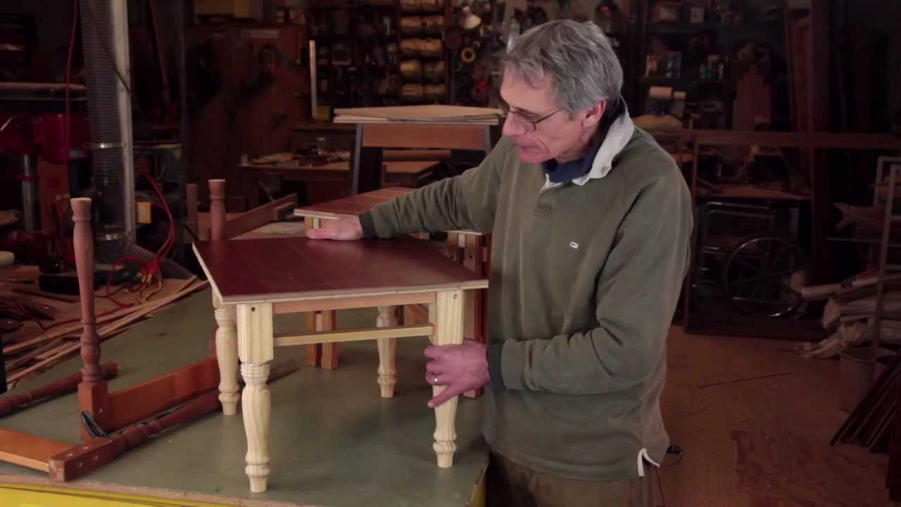 table recycled materials. How To Make Small Tables From Recycled Materials - Part 1:Table Underpinnings Table D
