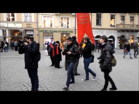 Frontem różańcowym do GoGo (video) - Norbert Polak