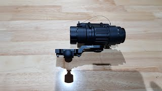 chinese PVS-14 night vision clone review