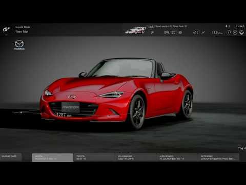 Gran Turismo™SPORT: My first experience racing a true simulator!
