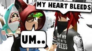 BECOMING EMO ON ROBLOX! *GONE WRONG*