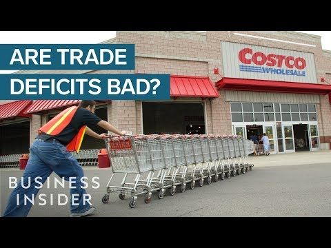 A Wall Street Strategist Explains His Trade Deficit With Costco