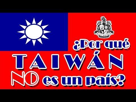 ¿Por qué Taiwán NO es un país? - Bully Magnets