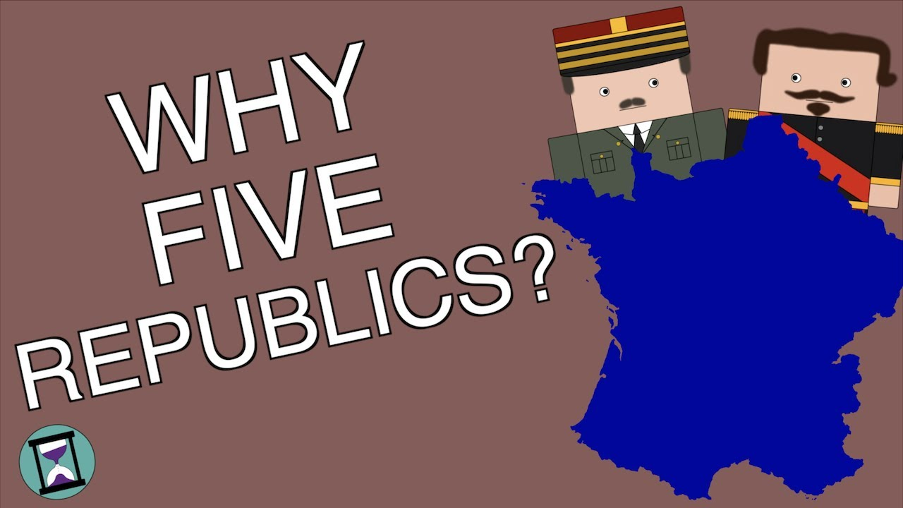 How is France on its Fifth Republic? (Short Animated Documentary)