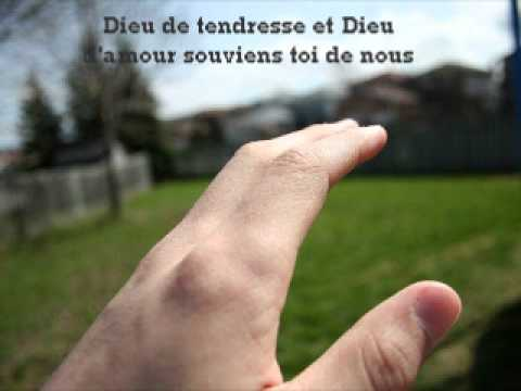Dieu de tendresse et Dieu d'amour - YouTube