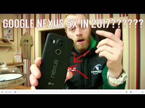 GOOGLE NEXUS 5X 2017???