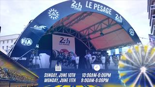 24 Hours of Le Mans 2018 - Sunday 10 and monday 11 june : Scrutineering