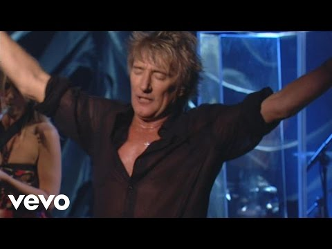 Rod Stewart - Downtown Train (from It Had To Be You.. Great American Songbook)
