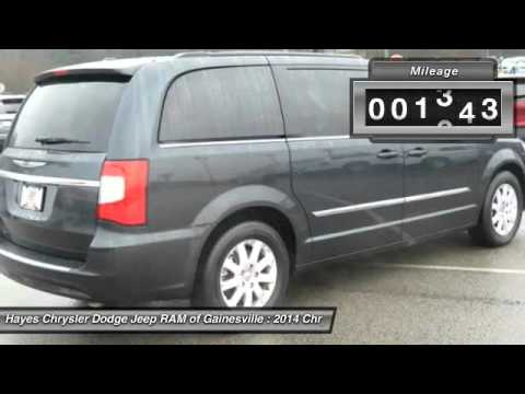 2014 chrysler town country gainesville ga 11625 youtube. Black Bedroom Furniture Sets. Home Design Ideas
