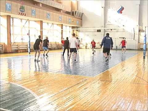 волейбол МВД