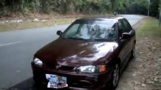 2005 Proton Wira 1.5 GLi Special Edition Start-Up, Test Drive, and Full Vehicle Tour