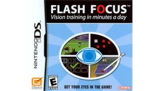 Flash Focus Vision Training in Minutes a Day DS