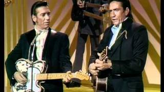 waylon jennings on the cash show full