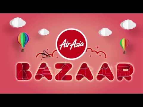 One Week left to AirAsia Bazaar Indonesia!