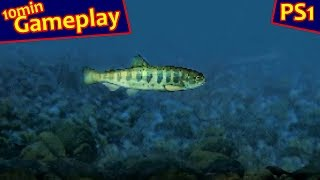 Reel Fishing Ps1 Youtube