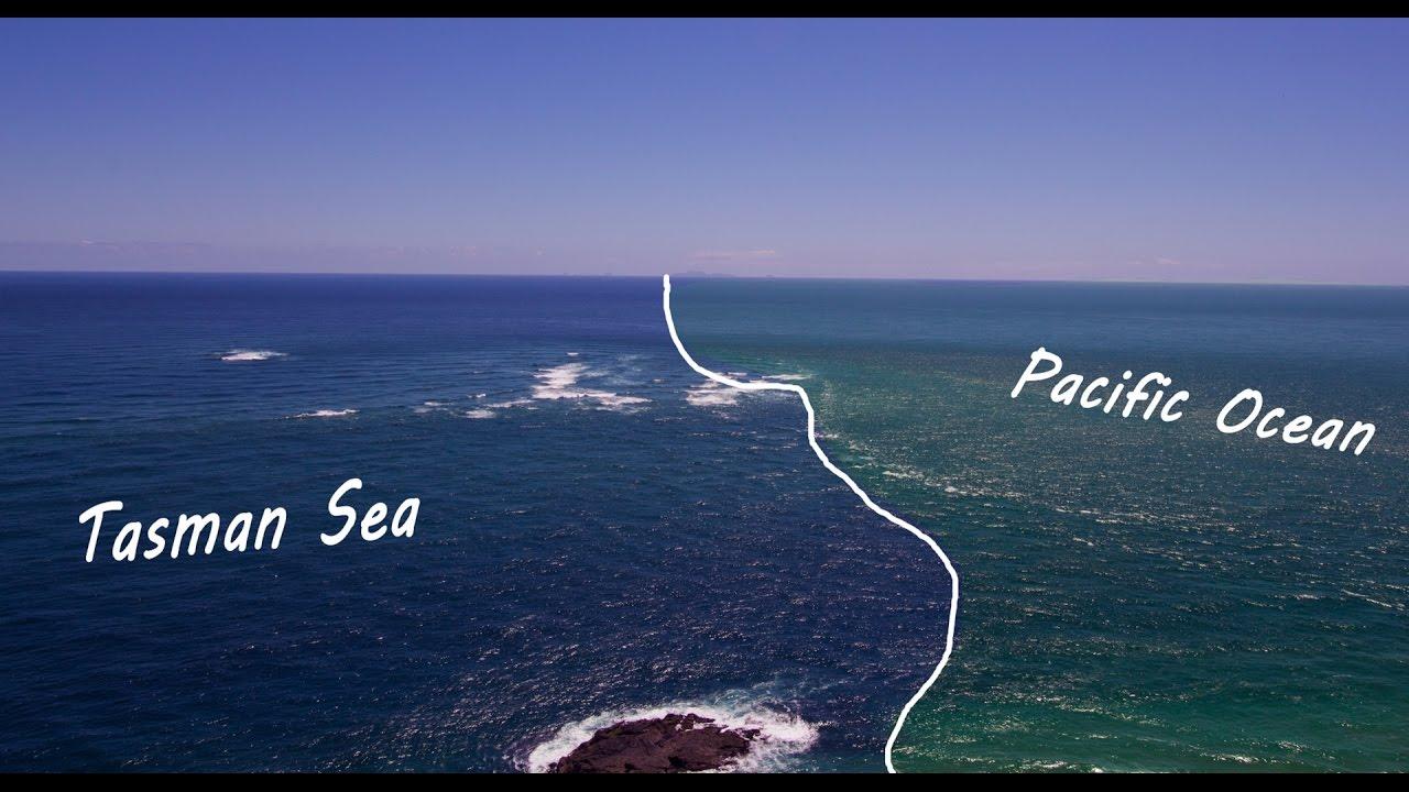 Pazifik Atlantik Grenze