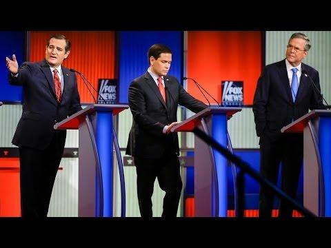 Part 4 of the 9 p.m. Fox News-Google GOP Presidential Debate