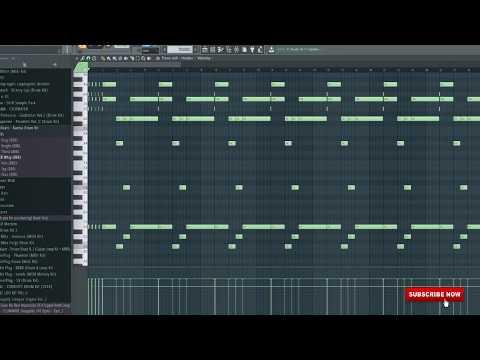 Lil Uzi Vert - Neon Guts Fl Studio FLP Remake feat. Pharrell Williams