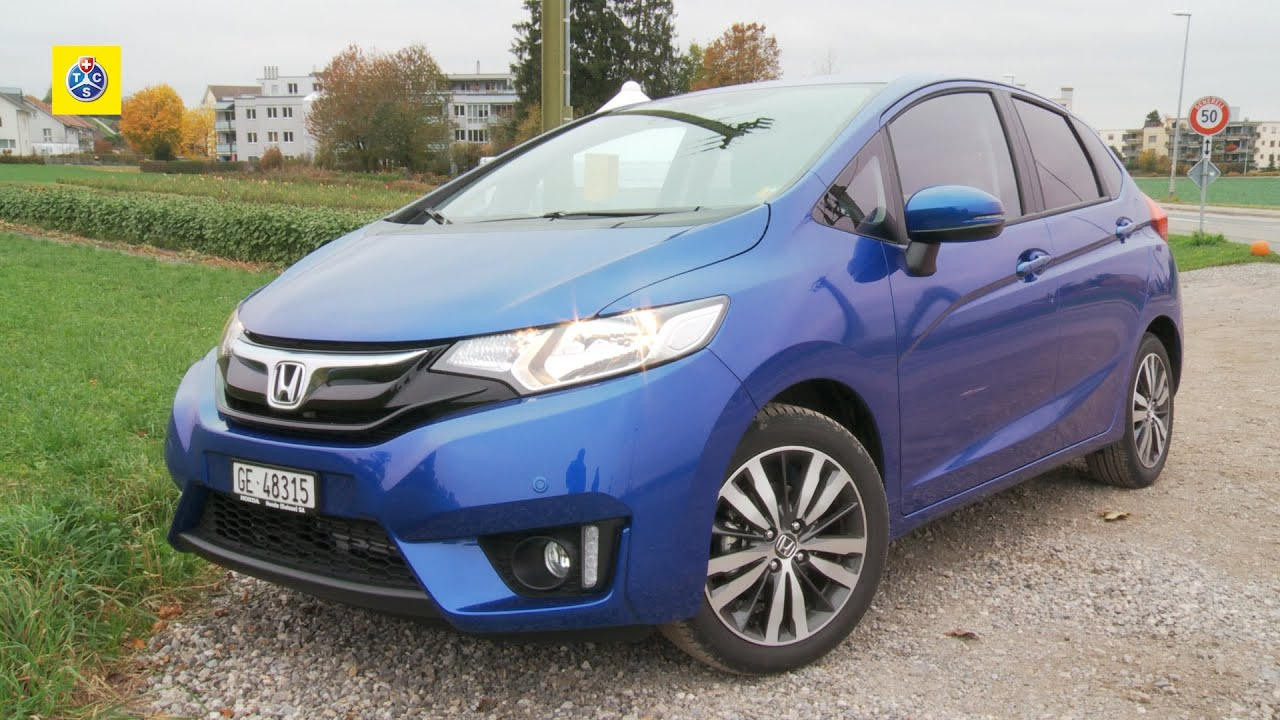 honda jazz elegance autotest youtube