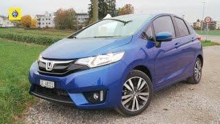 Honda Jazz 1.3i-VTEC Elegance - Autotest