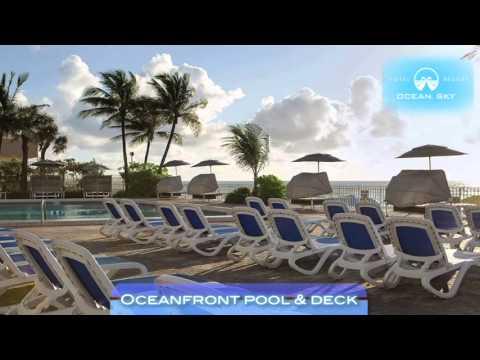 Ocean Sky Hotel and Resort - Fort Lauderdale, FL