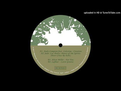 Alton Miller - For You [MCWR001]