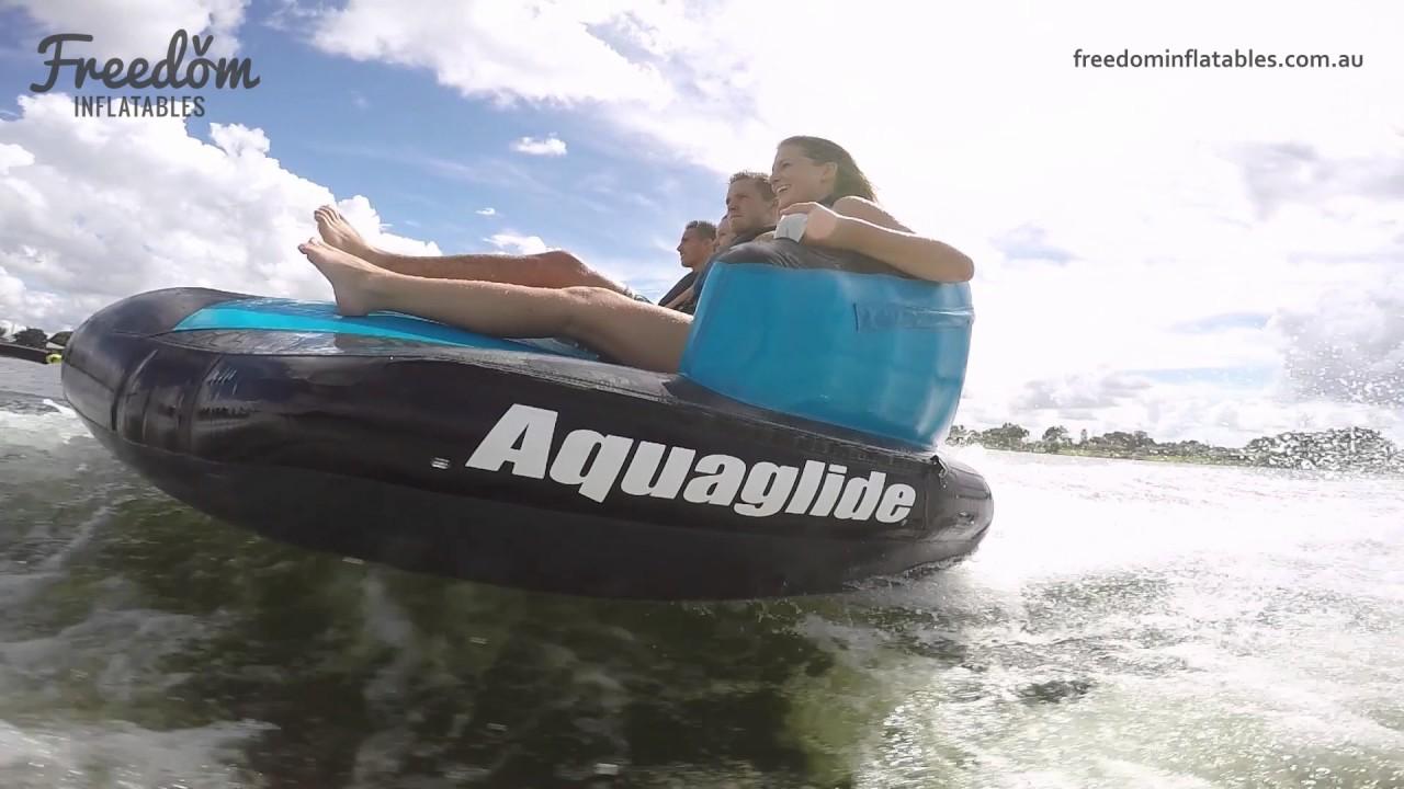 Aquaglide Retro Inflatable Towable Ski Tube