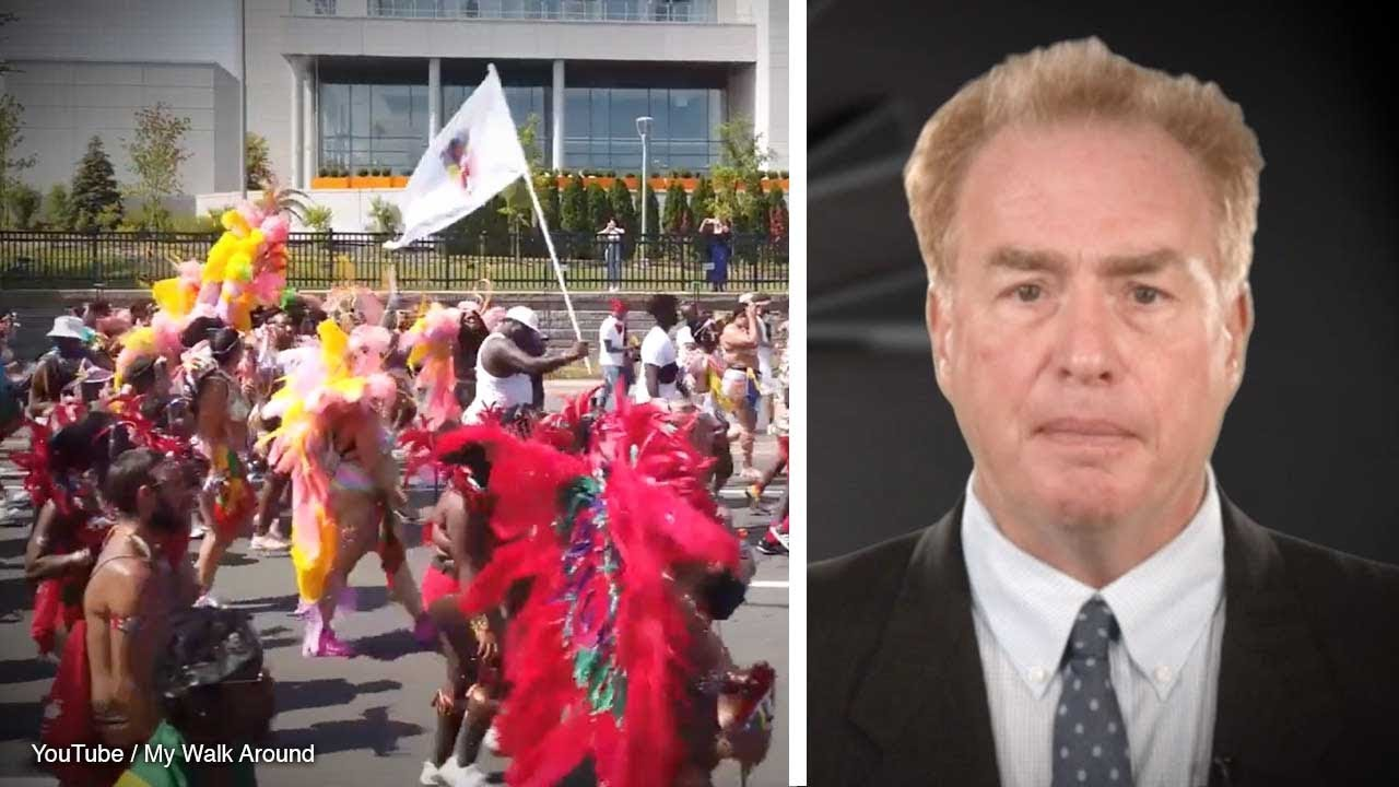 """Caribana's """"topless"""" ladies march ignores fact that #MeToo still"""