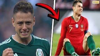 LAS MÂLDlClONES del MUNDIAL   Por esta razón perdió Portugal y México