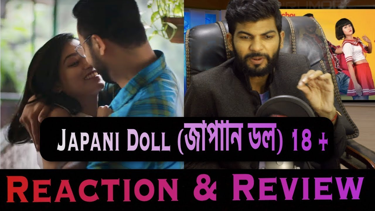 Japani Doll    Official Trailer Reaction -5907