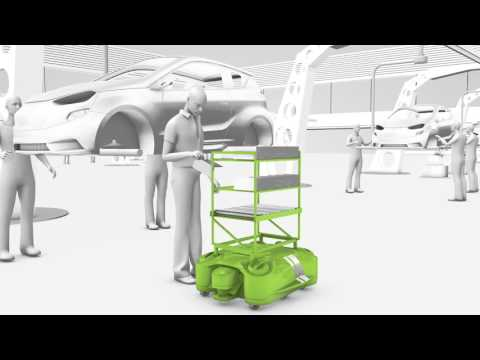 SmartFactory by Magna Steyr