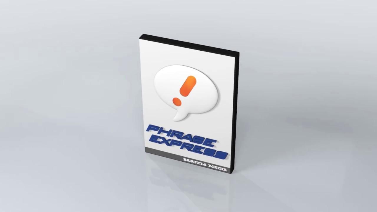 Phraseexpress Mac