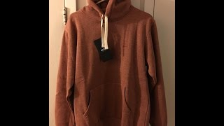 Pickup & Unboxing Kith Williams Hoody - Rust @KithSet @RonnieFieg