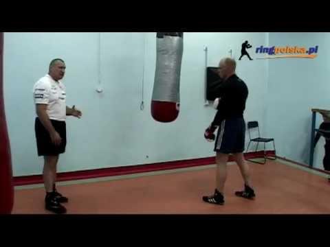2becf71f3a02 Akademia Boksu ringpolska.pl (odc. 18) - Ćwiczenia na przyborach - ciężki  worek – kopia