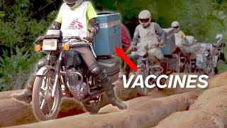 What It Takes To Vaccinate An Entire Planet