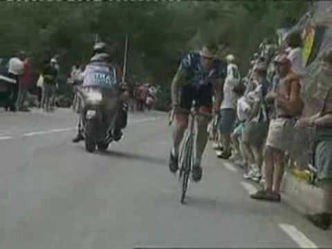 Lance Armstrong Alpe D'Huez
