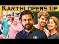 Karthi on Sivakumar selfie controversy | Dev movie